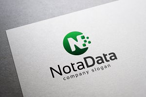 Nota Data Logo
