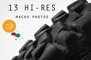 13 Hi-Res Macro Photos