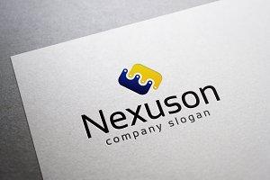Nexuson Logo