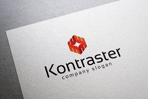 Kontraster Logo