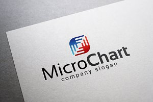 Micro Chart Logo