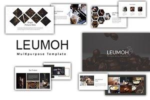 Leumoh Keynote Template