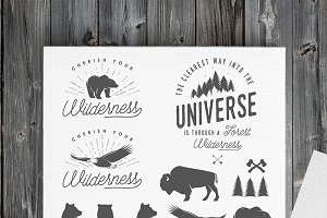 The Great Outdoors design elements