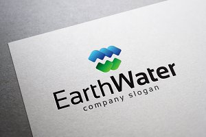 Earth Water Logo