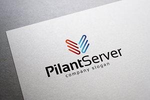 Pilant Server Logo