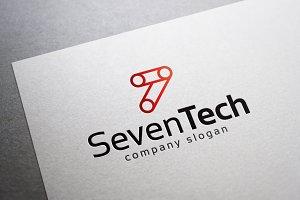 Seven Tech Logo