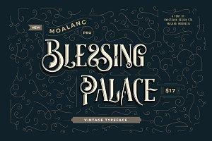 Moalang Pro + Ornament| 50% OFF