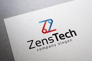 Zens Tech Logo