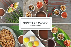 Sweet and Savory • Photo Bundle