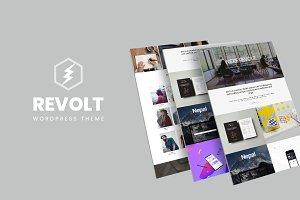 Revolt WordPress Theme