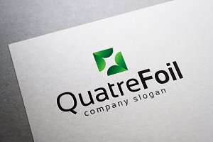 Quatre Foil Logo