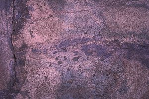 Vintage Wall Texture, Purple Colors