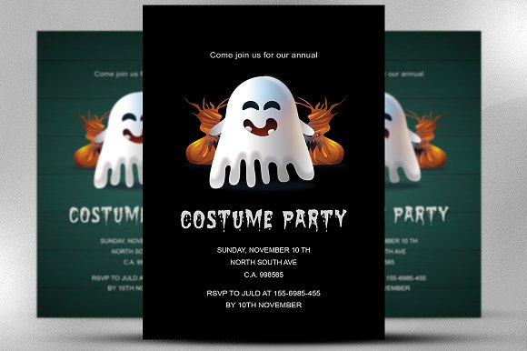 Halloween costume party invitations Invitation Templates – Halloween Costume Party Invite