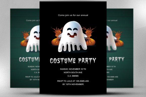 Halloween costume party invitations Invitation Templates – Halloween Costume Party Invite