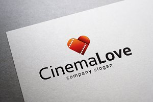 Cinema Love Logo