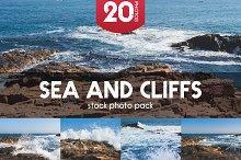 Sea & Cliffs stock photos