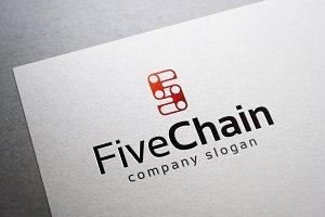 Five Chain Logo