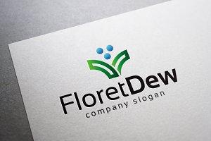 Floret Dew Logo