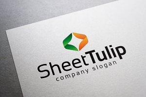 Sheet Tulip Logo