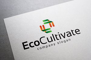 Eco Cultivate Logo