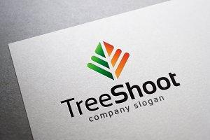 Tree Shoot Logo