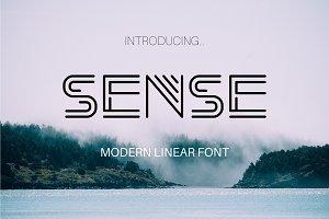 Sense Font