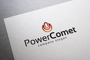 Power Comet Logo