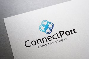 Connect Port Logo