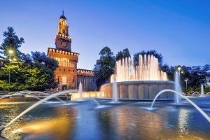 Sforza Castel