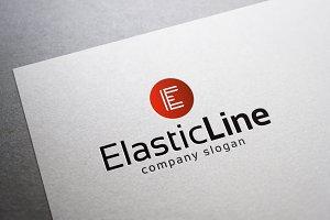 Elastic Line Logo