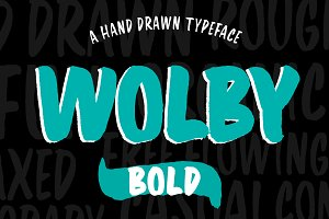 Wolby Bold