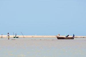 Fishermen's landscape