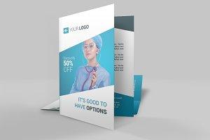 Medicine Bi-Fold Brochure