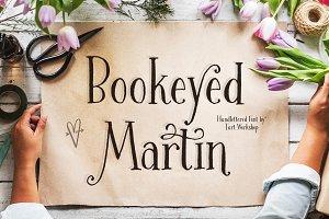 Bookeyed Martin