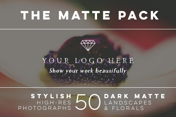 The Matte Pack 50