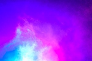 Abstract colorful fog background