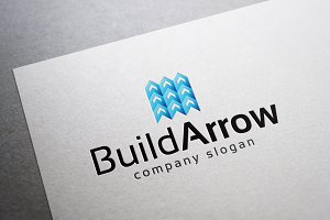 Build Arrow Logo