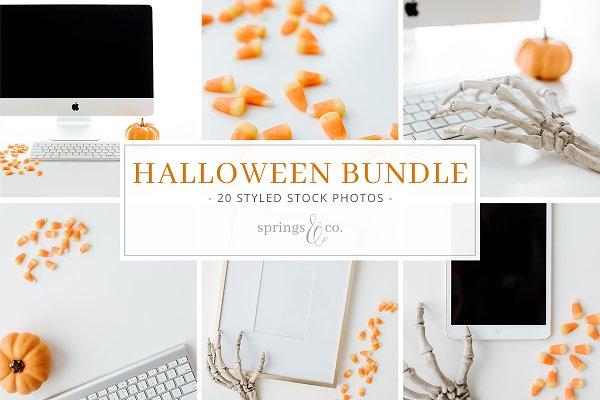 Halloween Styled Stock Photo Bundle