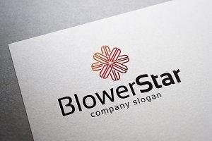 Blower Star Logo