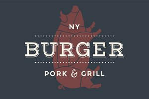 Logo of Burger bar