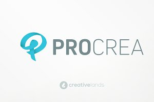 ProCrea Logo Design