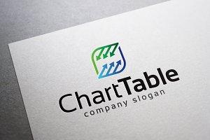 Chart Table Logo