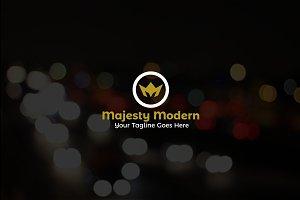 M Logo | Majesty | Majestic