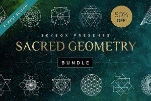 Sacred Geometry Vector Bundle
