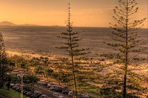Dusk Over Ocean View