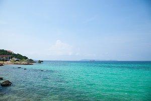 beaches of Koh Larn.