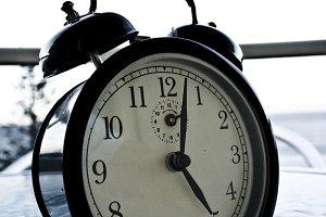 Large Analogue Alarm Clock
