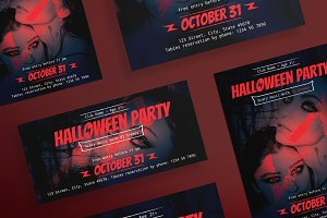 Flyers | Halloween Party