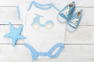 Baby clothes for little boy