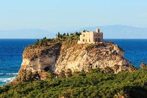 Santa Maria Island, Tropea, Calabria